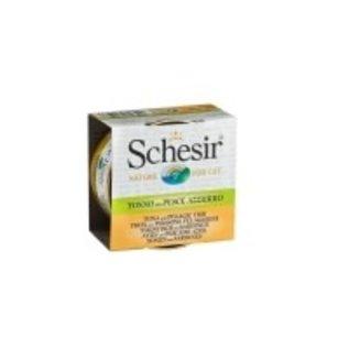 Schesir Cat Tonijn+Sardines  70Gr