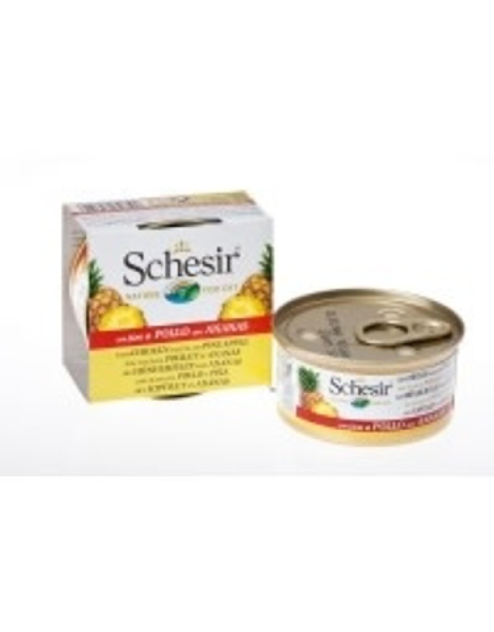 Schesir Kat Kip/Ananas        75Gr
