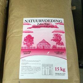 Persbrok Zalm/Rijst 15kg