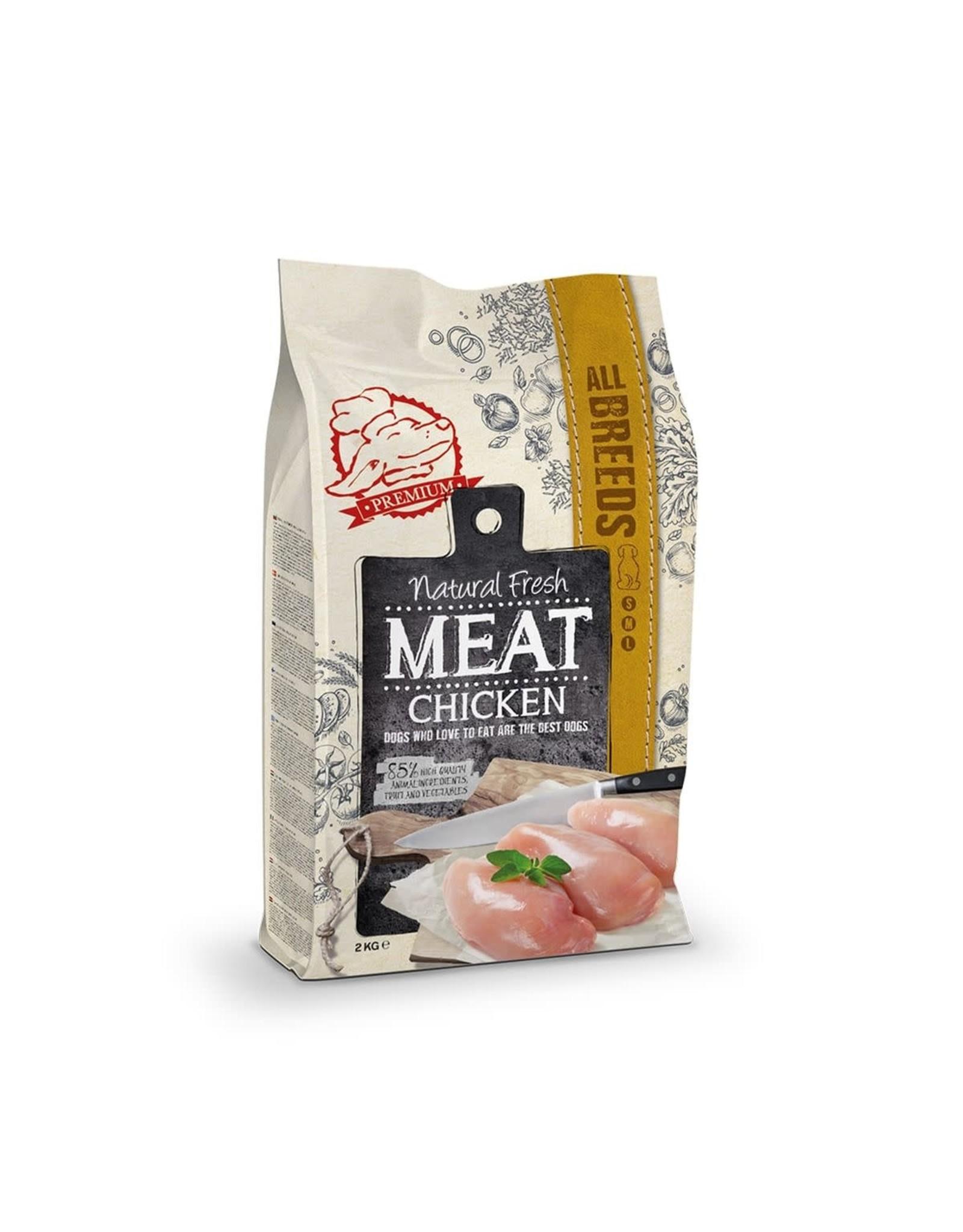 Natural Fresh Meat Chicken 2kg