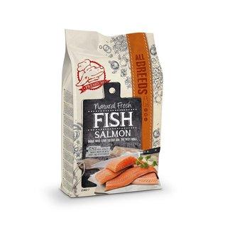 Natural Fresh Meat Salmon 2kg