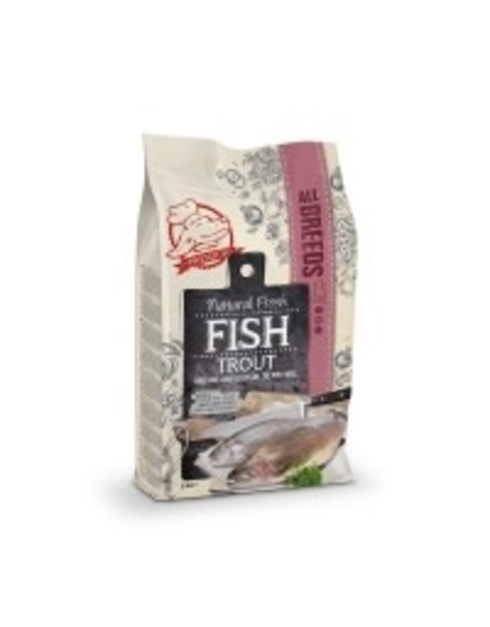 Natural Fresh Meat Fish Trout 2kg