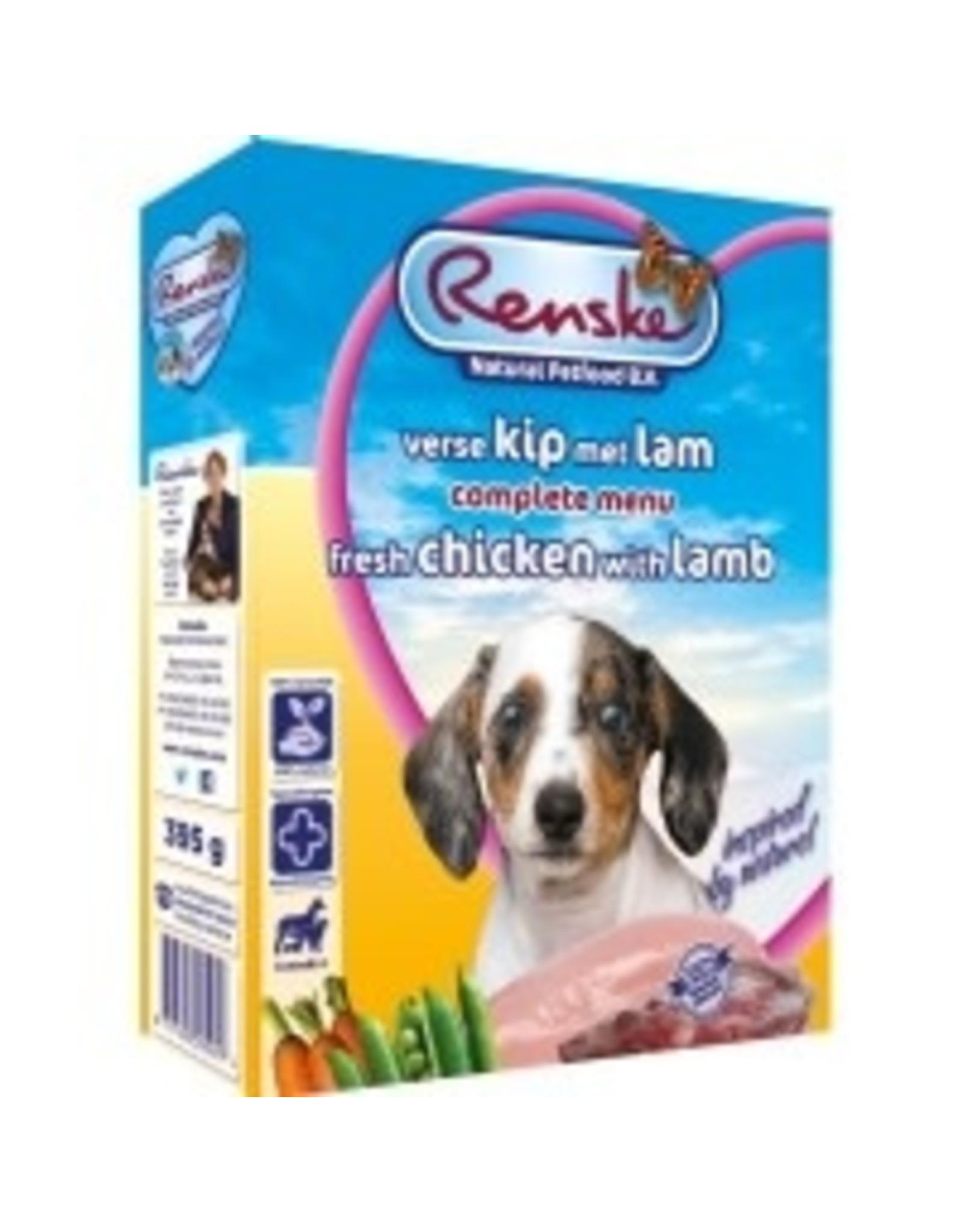 Renske Vers Puppy Lam&Kip   395Gr