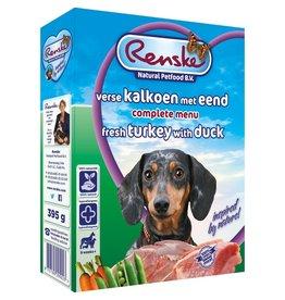 Renske Vers Adult Kalk&Eend 395Gr