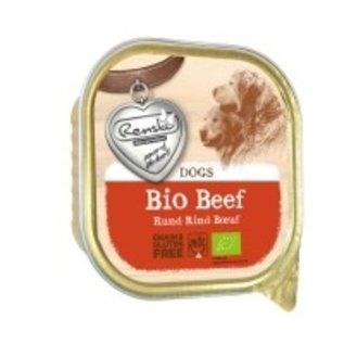 Renske dogs bio beef 300 gr