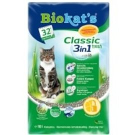 Biokat'S Fresh           10Ltr