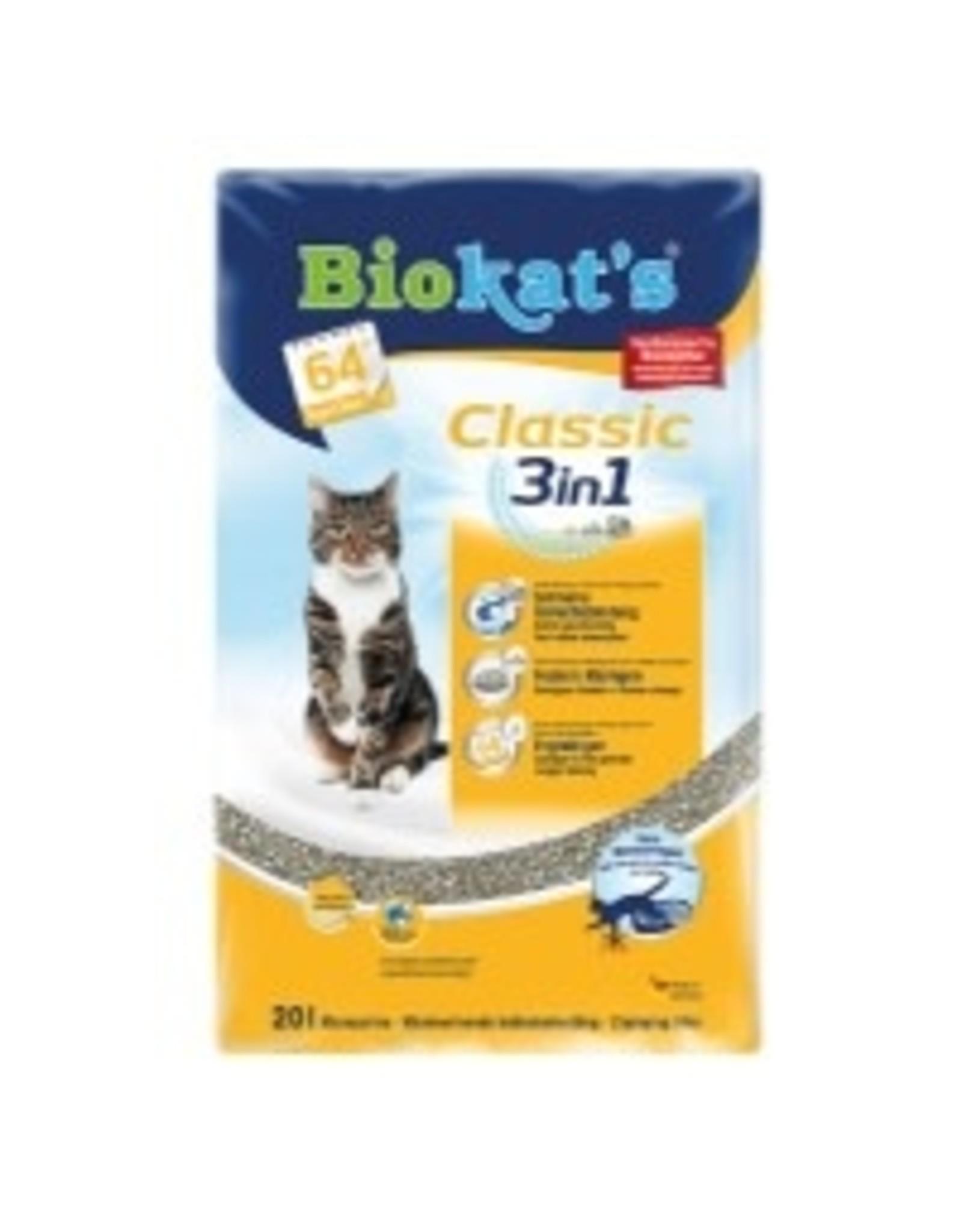 Biokat'S Classic         18ltr