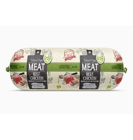 Natural Fresh Meat Organic Beef-Chicken 600gram