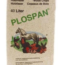 PLOSPAN HOUTVEZEL        40LTR