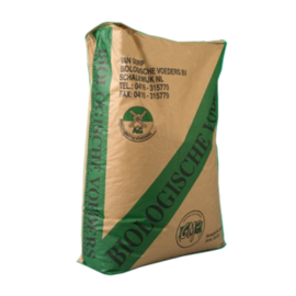 25kg Biologisch Legkorrel  / Pluimveekorrel