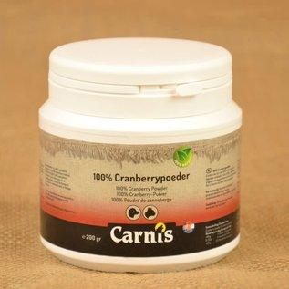 100% Cranberrypoeder 200gram