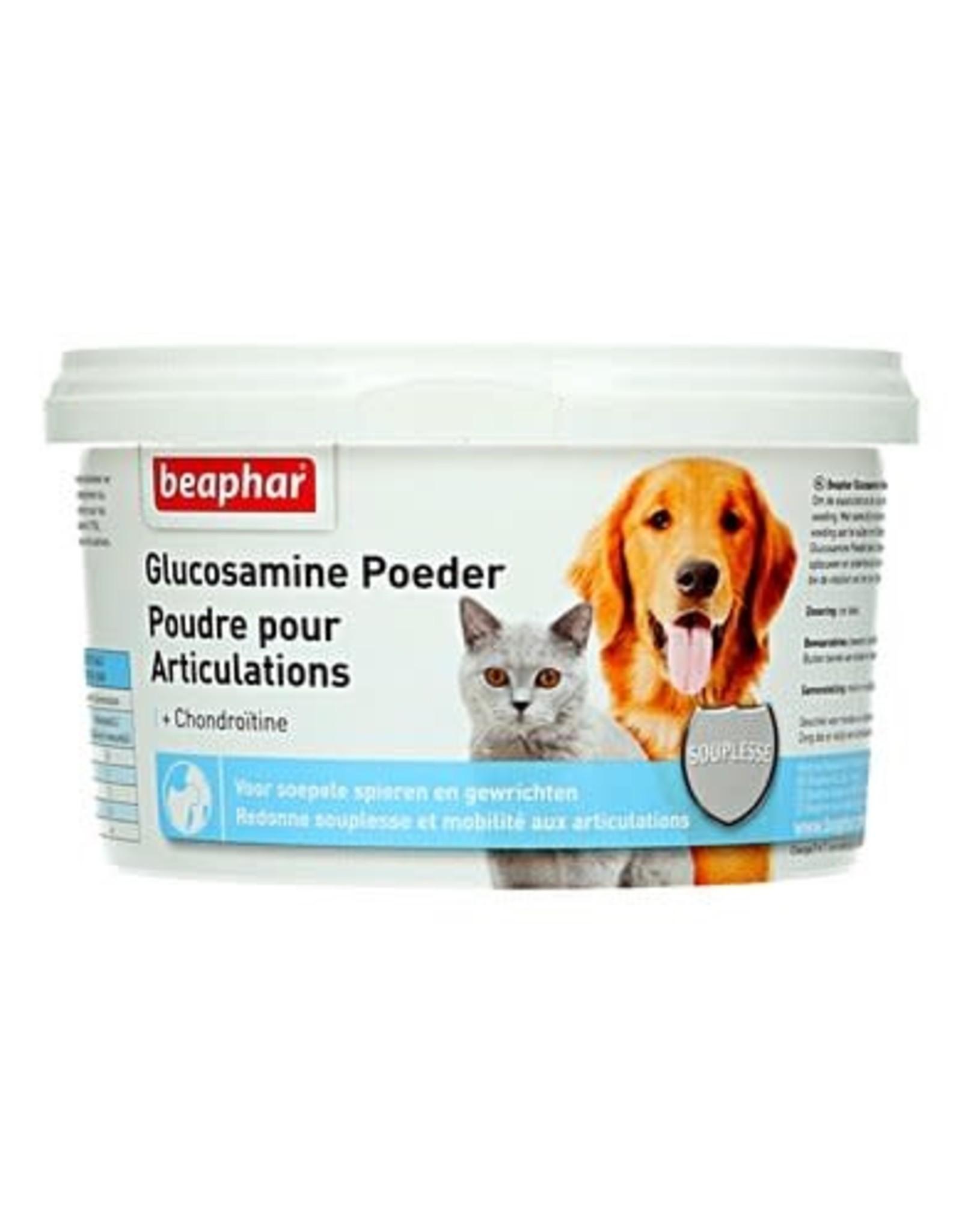Beaphar Glucosamine Poeder   300Gr