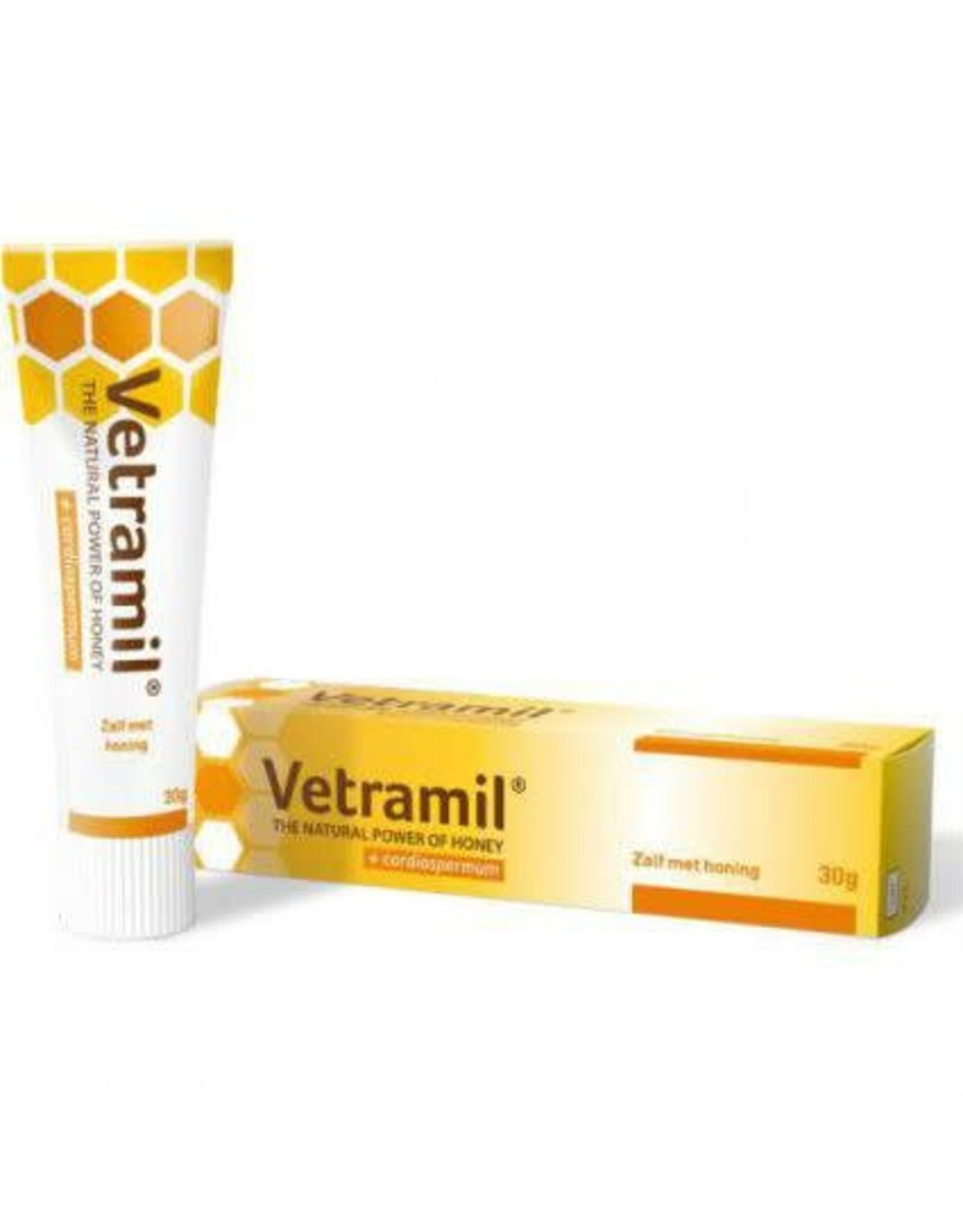 Vetramil Honingzalf - tube  30 g