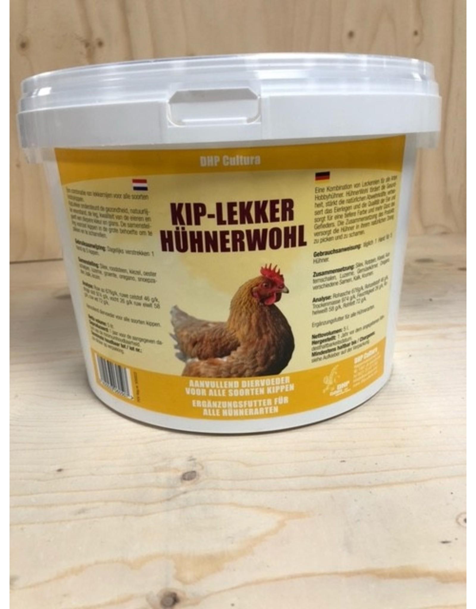 Kip - Lekker 5 liter