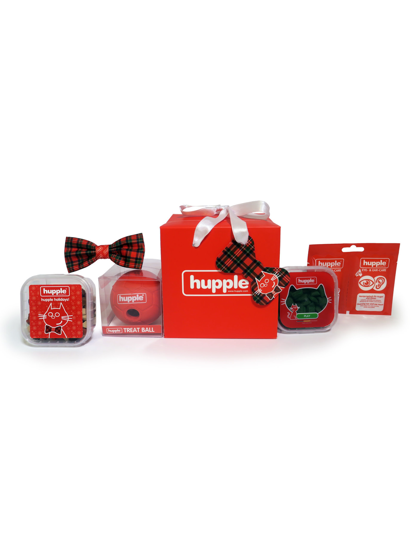 Hupple Christmas Bag Cat