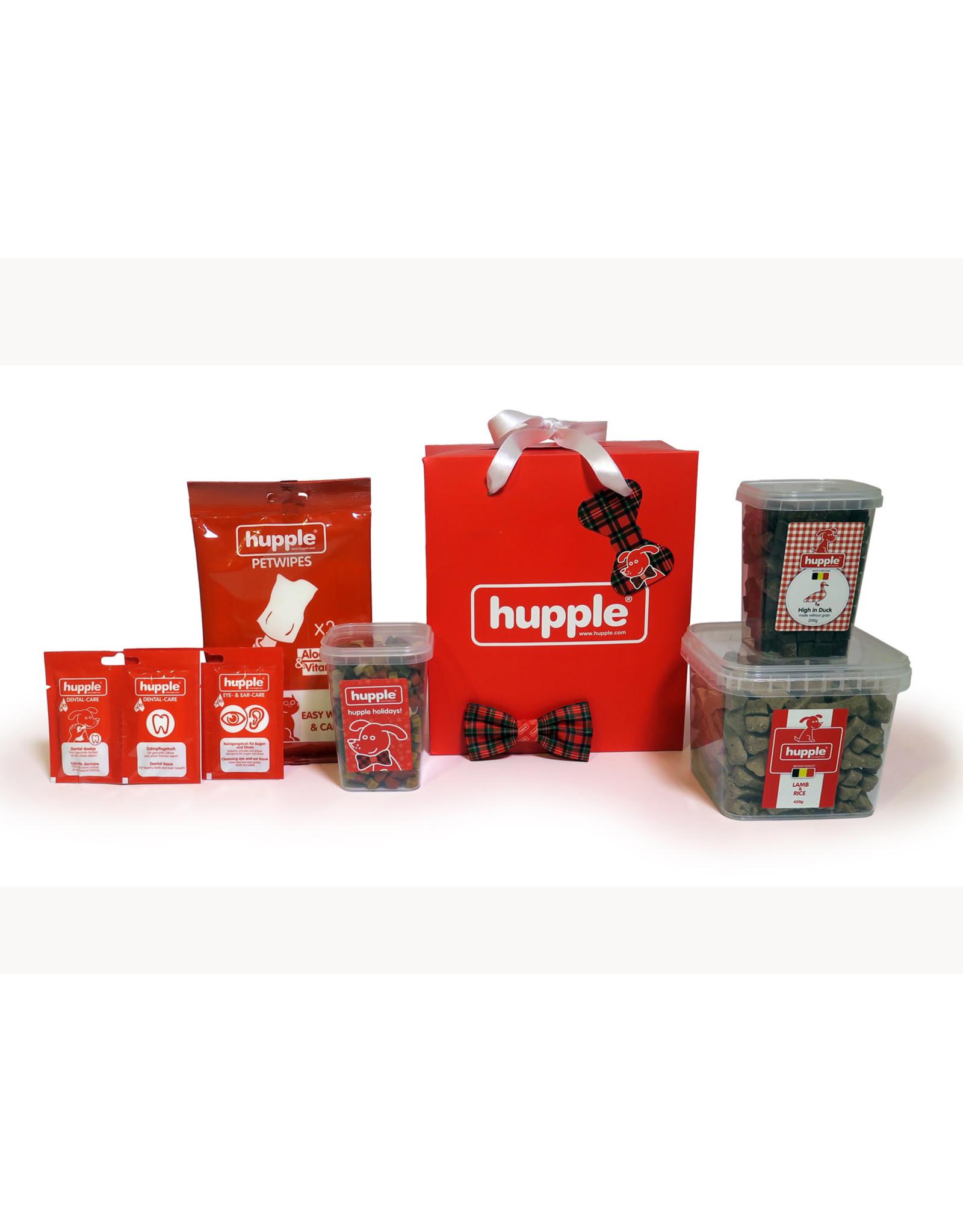 Hupple Christmas Dog