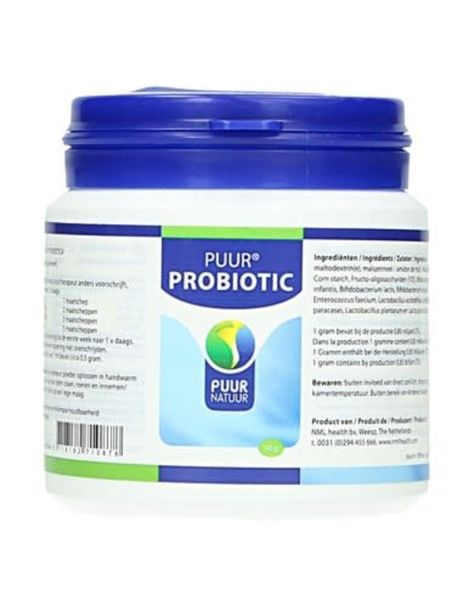 PUUR Probiotic / Probiotica  50 g
