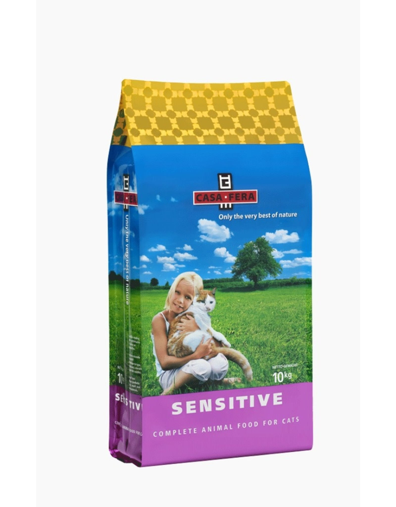 Casa-Fera Cat Sensitive 10Kg