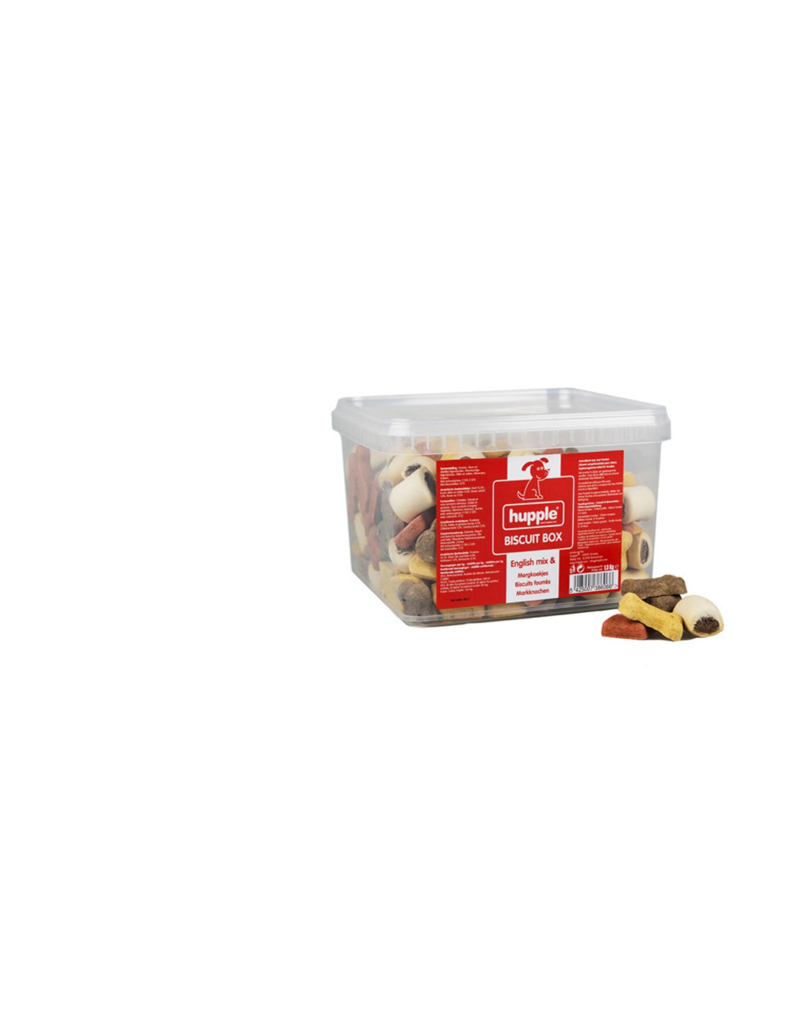 Hupple Biscuits   English Mix 1.3kg