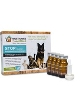 STOP! Animal Bodyguard Aromatherapie  4x8ml