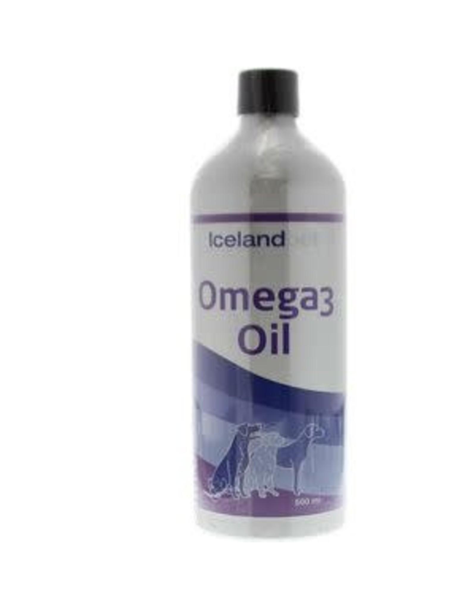 Icelandpet Omega-3 Oil  1000 ml
