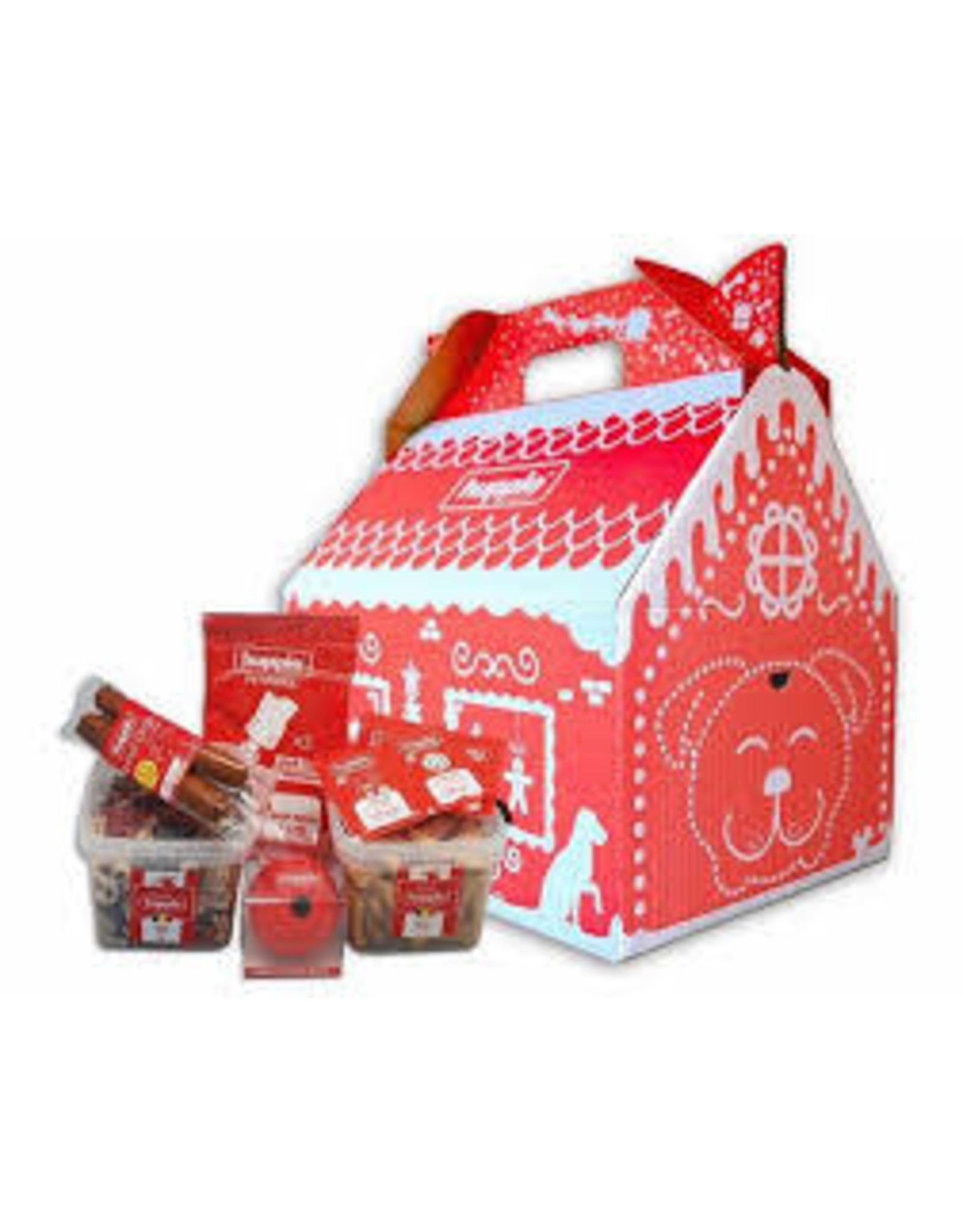 Hupple Dog House - kersthuisje