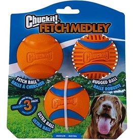 Chuckit Fetch Medley M