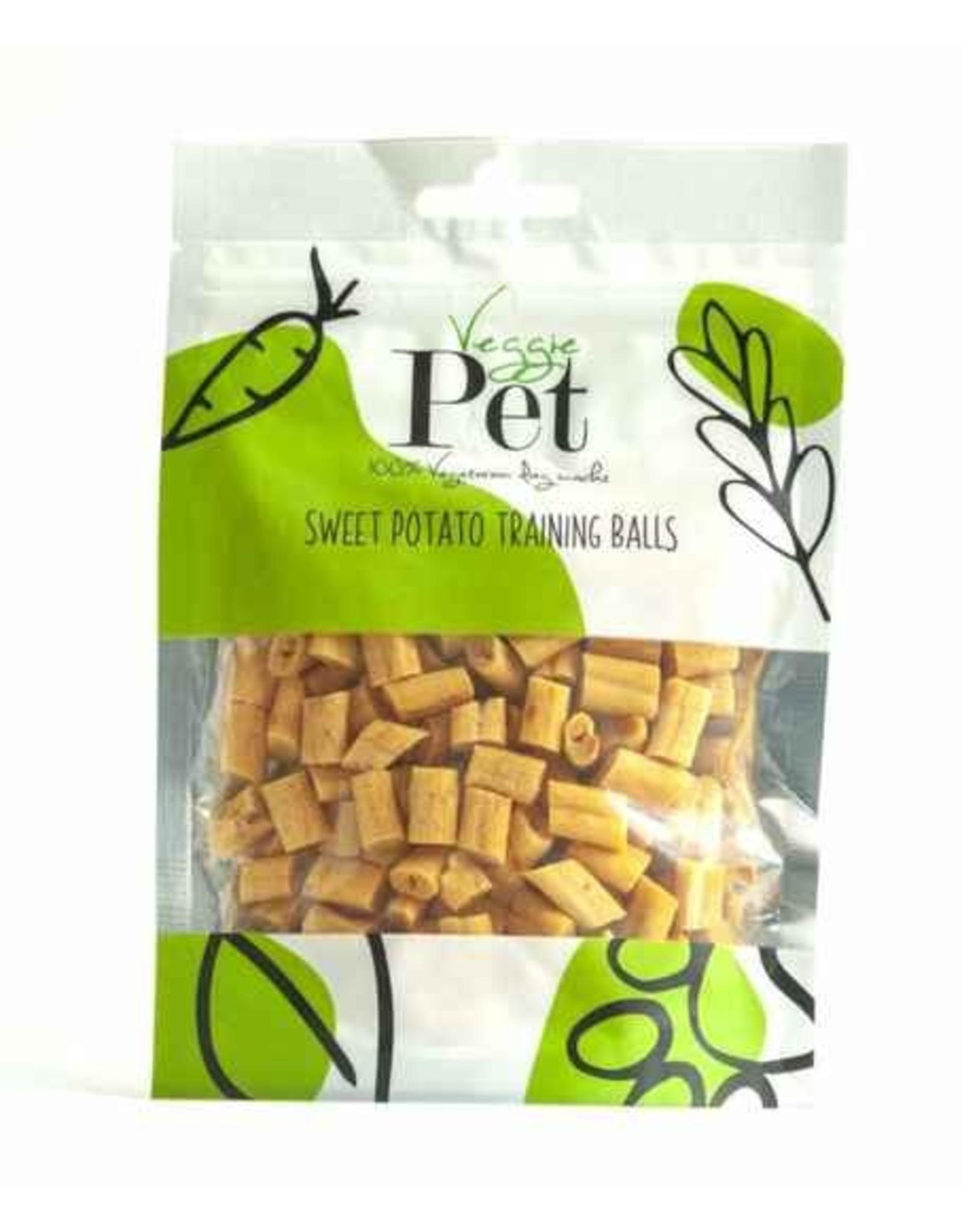 Veggie Pet Sweet Potato Traing Balls 100gram
