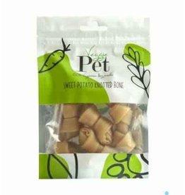 Veggie Pet Sweet Potato Knotted Bone