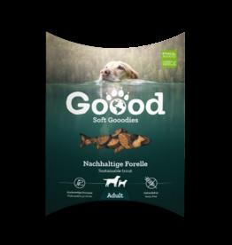 Goood Goood Soft Snack Adult Duurzame forel 100 g