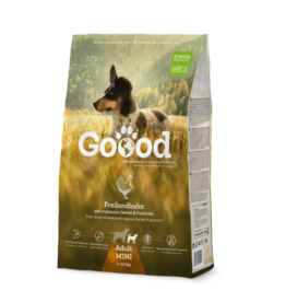 Goood Goood Mini Adult Vrije uitloop kip- brok - 1,8 kg