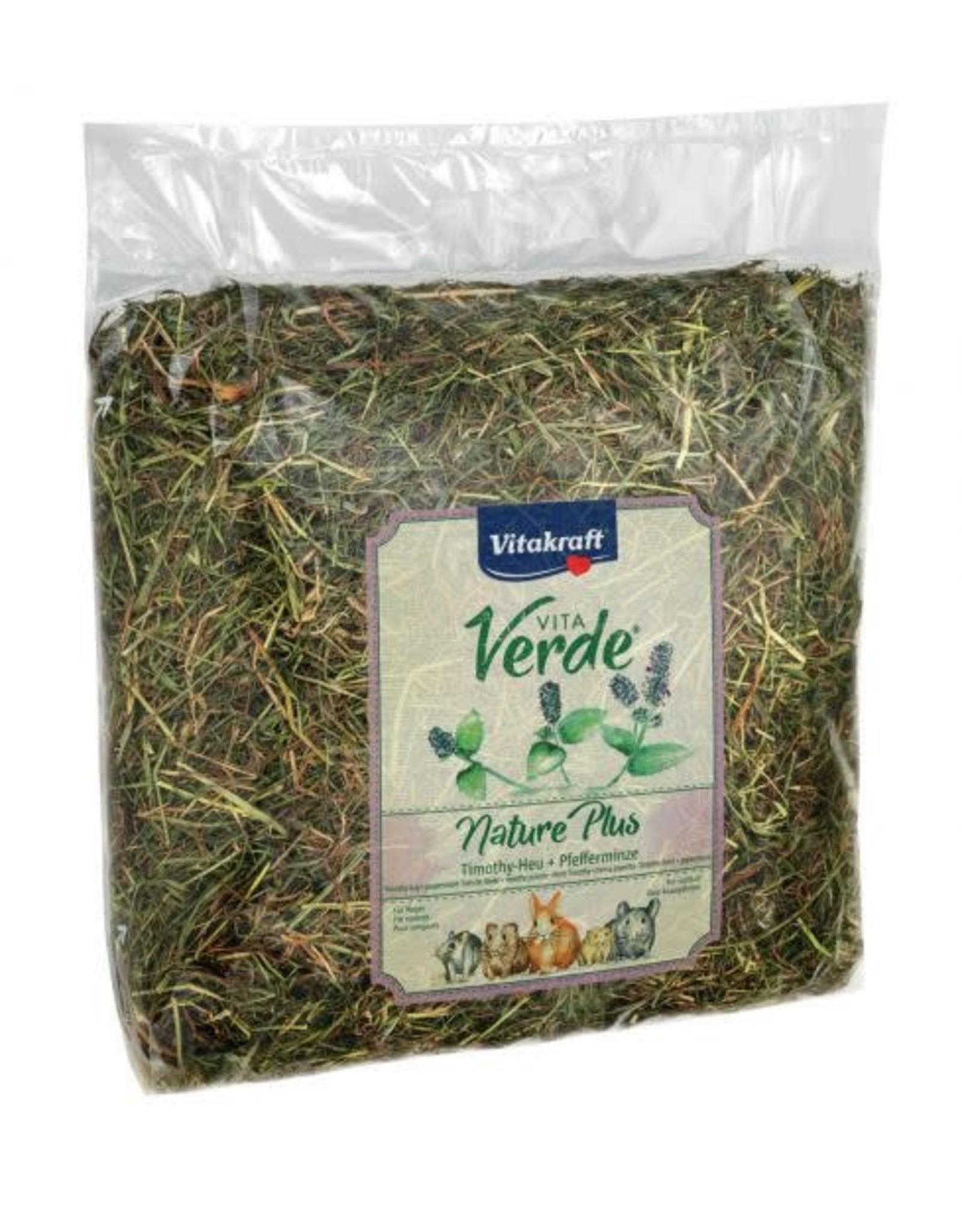 Vitakraft V.Verde N.P.Pepermunt 500Gr (2 voor 5,-)