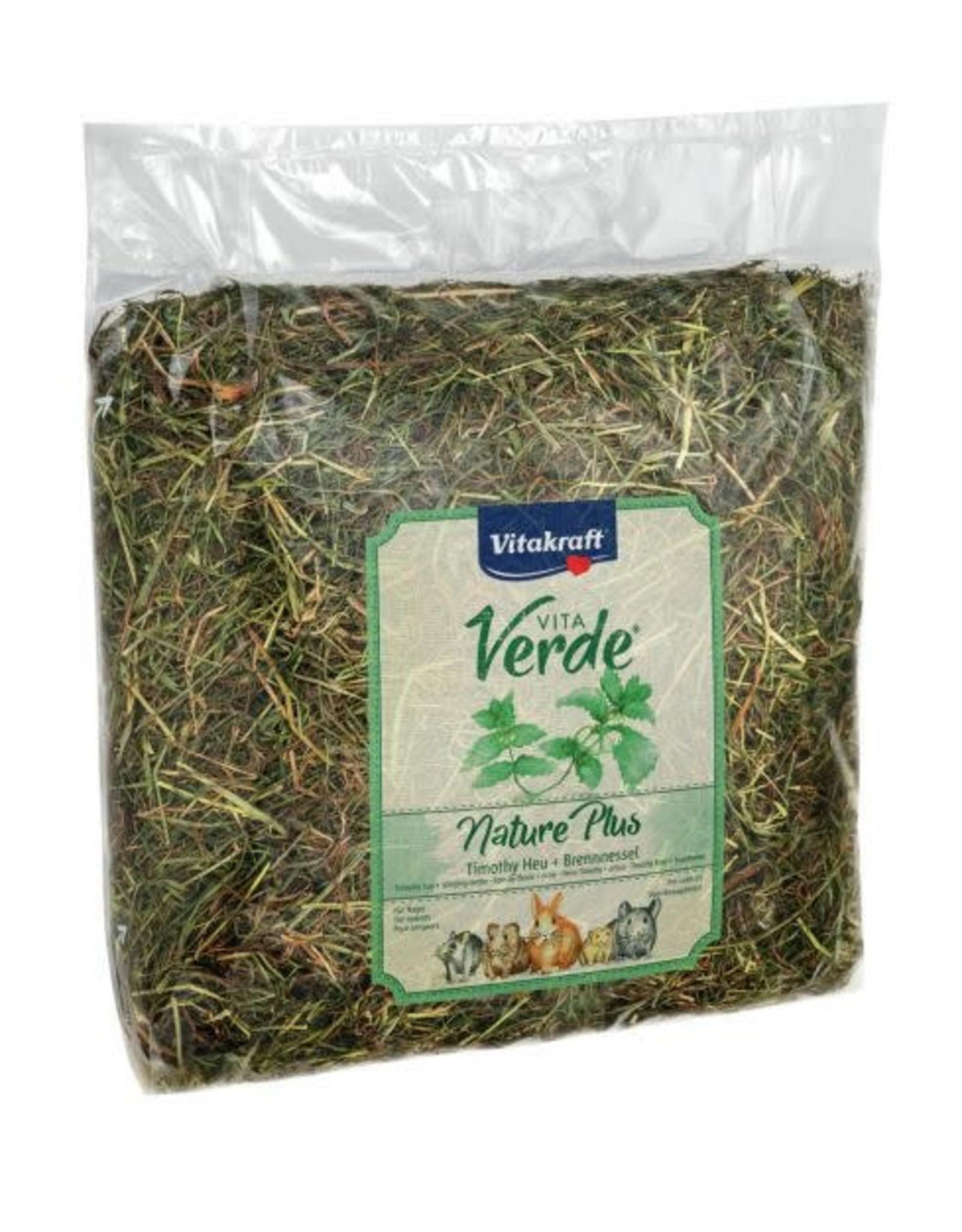 Vitakraft V.Verde N.P.Brandnetel 500G (2 voor 5,-)