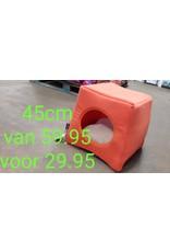 OP=OP  Cat House Orange Fur 45-45-42cm