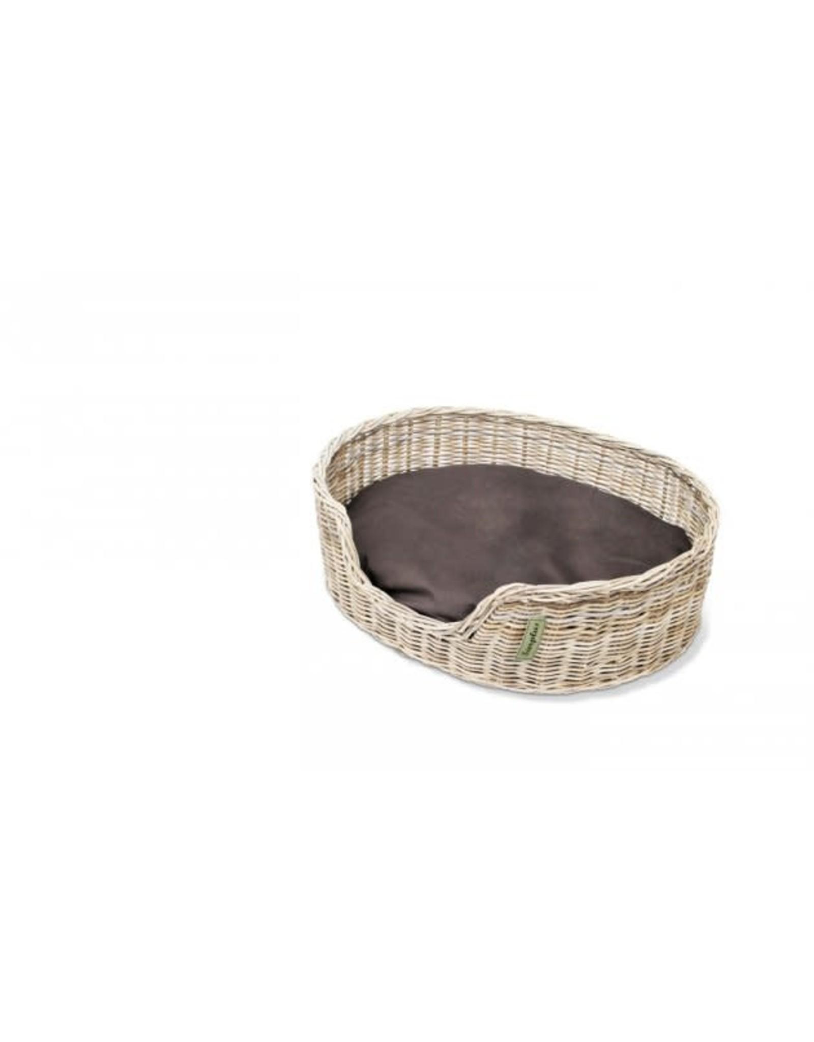 OP=OP  Basket - Rattan - 110cm