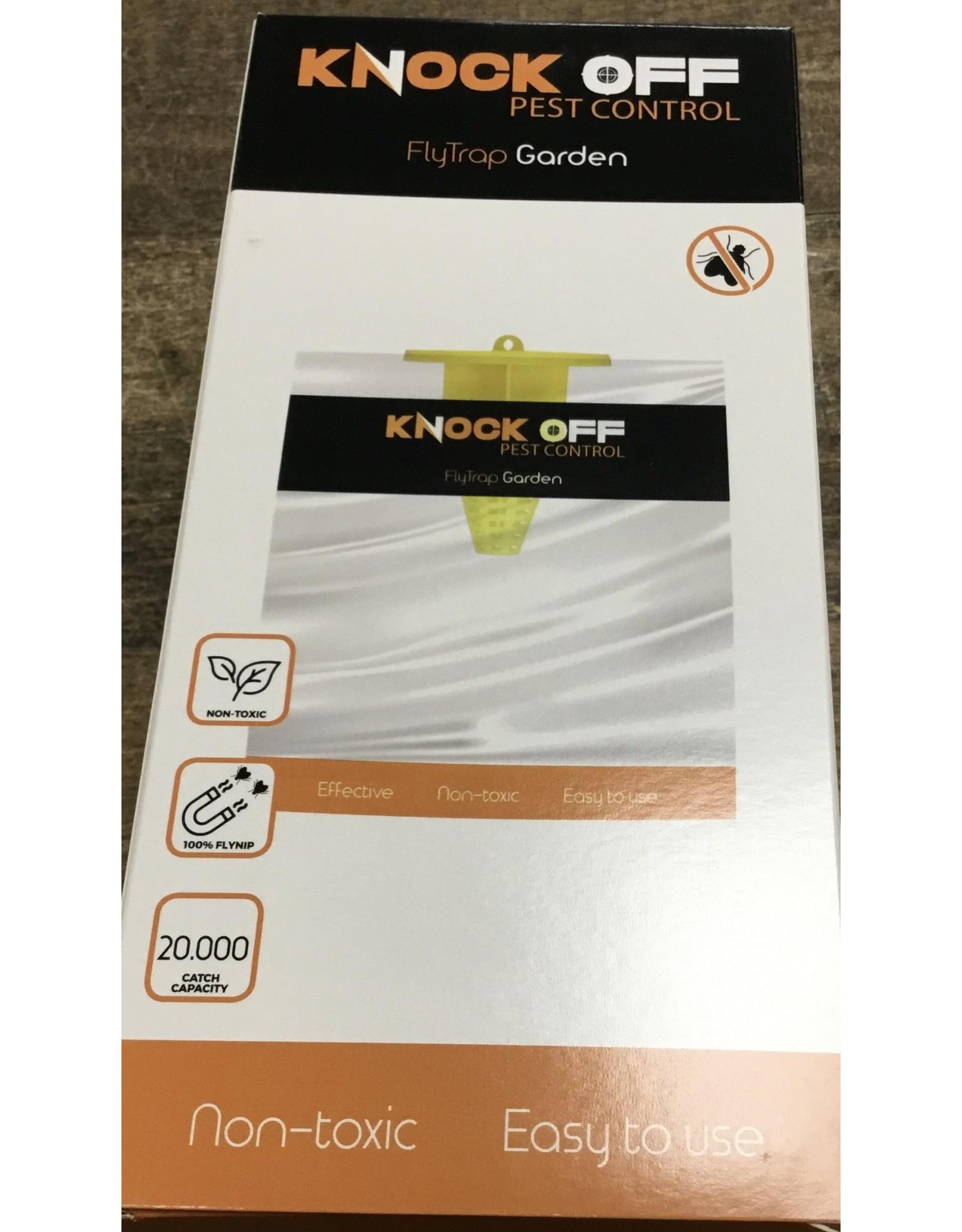 Knock Off - Vliegenzak tuin