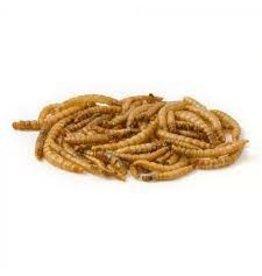 Meelwormen voor buitenvogels 1 liter