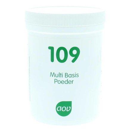 AOV 109 Multi basis poeder