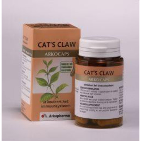 Arkocaps Cats claw