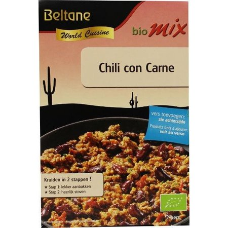 Beltane Chili con carne mix