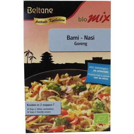 Beltane Bami & nasi goreng kruiden