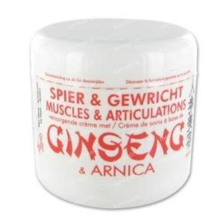 Ginseng Spier & Gewricht Crème