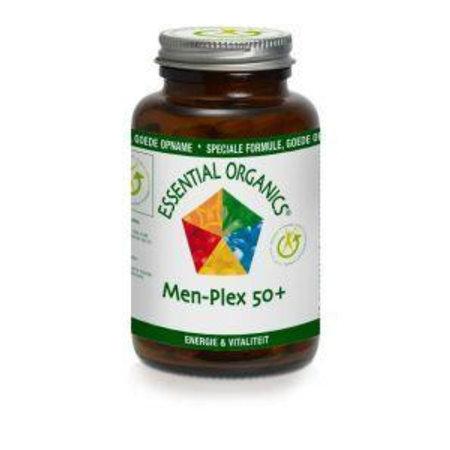 Essential Organics Men plex 50+ time release