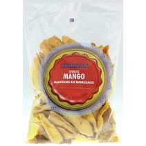 Mango stukjes bio