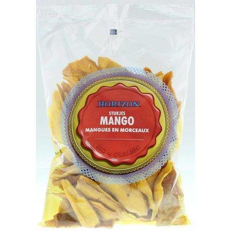 Horizon Mango stukjes bio