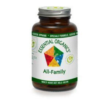 Essential Organics All family