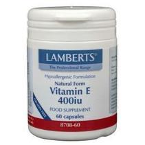 Vitamine E 400IE natuurlijk