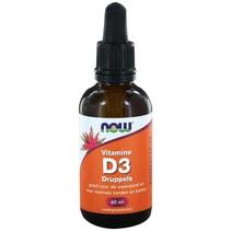 Vitamine D3 druppels 200IE