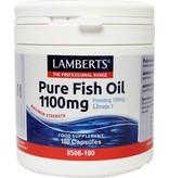 Lamberts Pure visolie 1100 mg omega 3