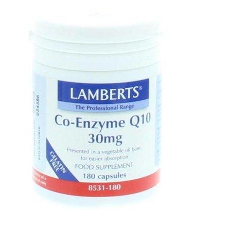 Lamberts Co enzym Q10 30 mg